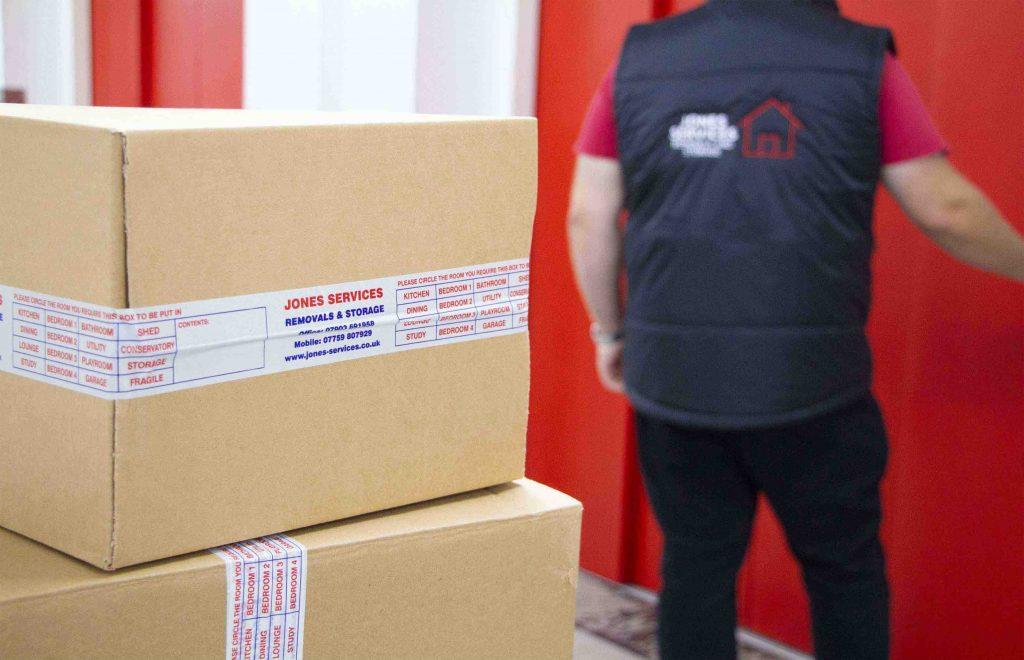 storage company harborne