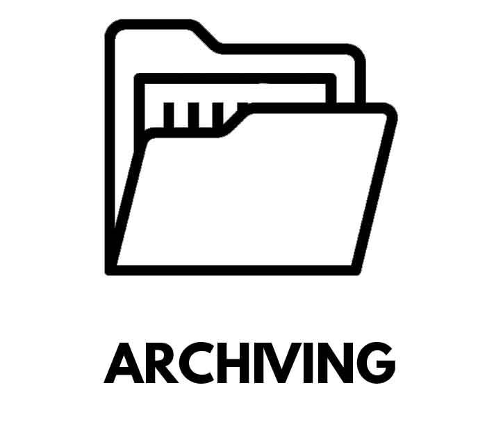 archiving birmingham