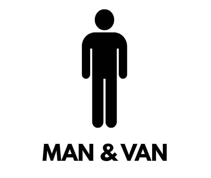 man and a van birmingham