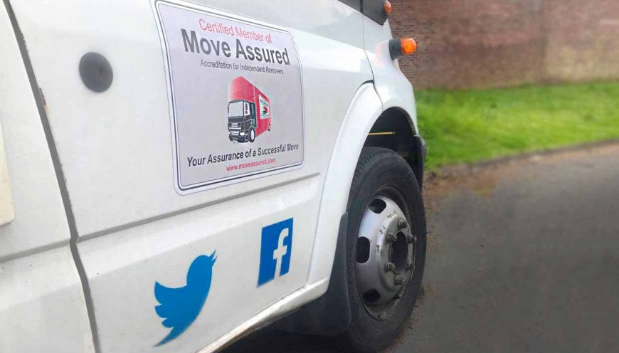 Why are we Move Assured Members and what does it mean for you?